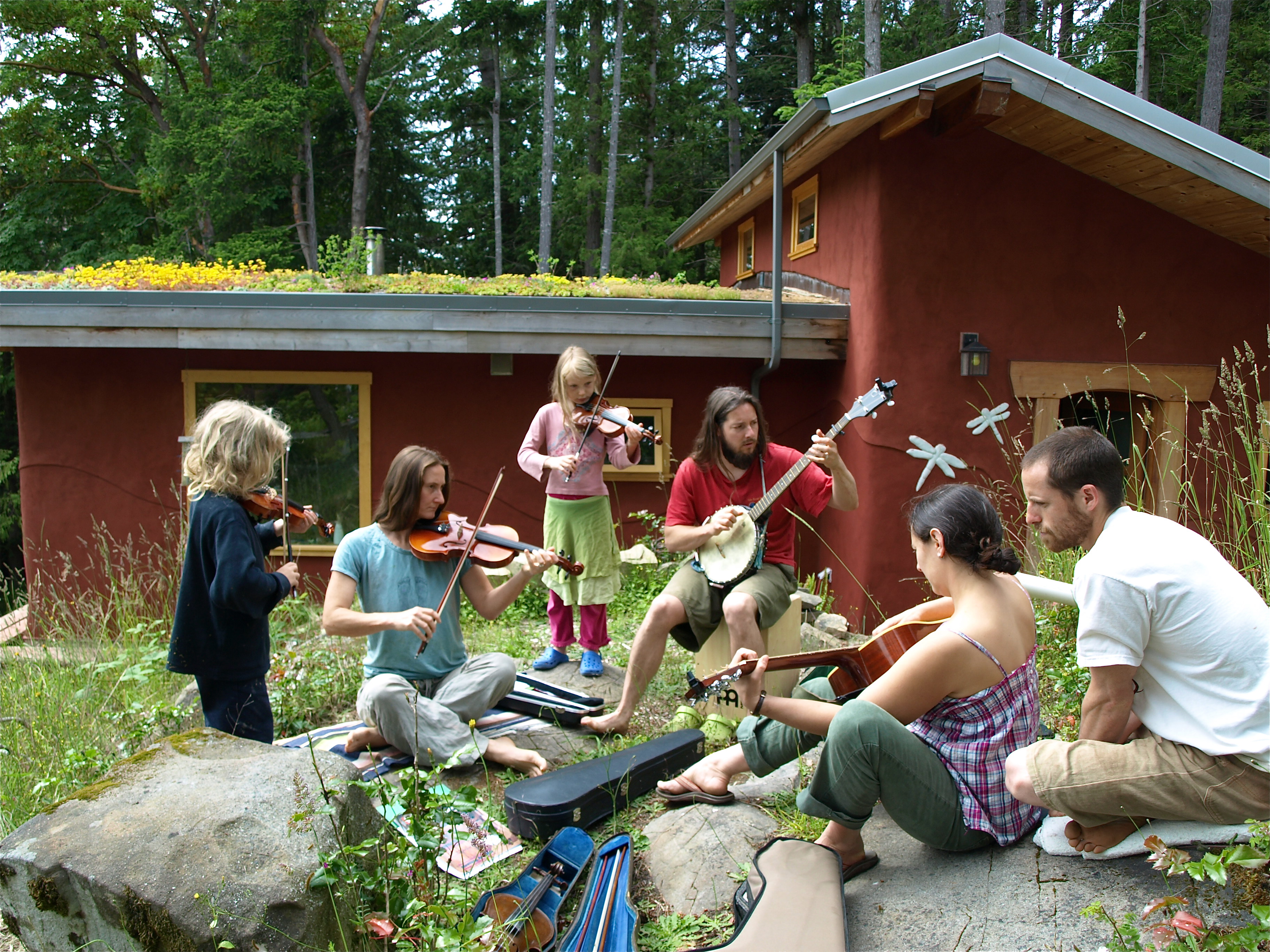 Natural Home Schooling Pender Island
