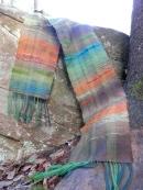 saori- earth colours