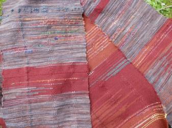 earth weaving section