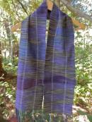 purple haze saori scarf