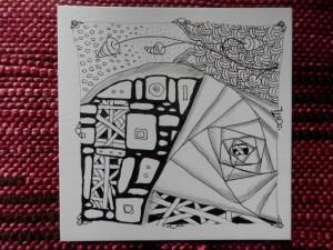 zen doodle