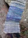 small angora scarf
