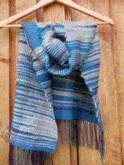 blue angora