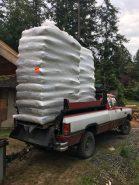 perlite load