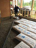 shaping perlite bags