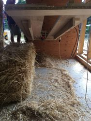 bales guides on the underside