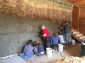 group plastering
